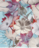 Lovely Bloom I Posters by Matina Theodosiou