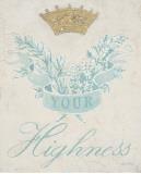 Tiffany Crown Art by Arnie Fisk