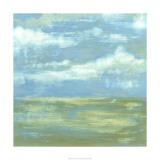 Cloud Striations I Limited Edition by Jennifer Goldberger