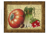 Gourmet Garden IV Prints by Kate Ward Thacker