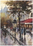 Avenue des Champs-Elysees I Prints by Brent Heighton