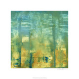 Urban III Premium Giclee Print by Sharon Gordon