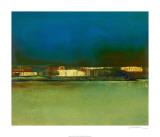 City Afar I Limited Edition by Sharon Gordon