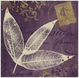 Lavender Laurel Prints by Booker Morey