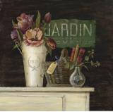 Jarden de Provence Prints by Angela Staehling