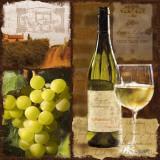 Chardonnay Posters by Carol Robinson