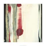 A Round I Premium Giclee Print by Sharon Gordon