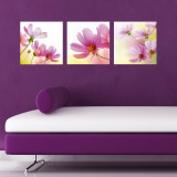 Pink Cosmea Wall Decal