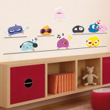 Sweeties Wall Decal