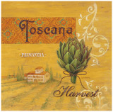 Toscana Harvest Prints by Angela Staehling