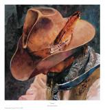 Scout Print by Linda Loeschen