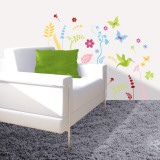 Colourful Paradise Wall Decal
