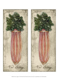 2-Up Fresco Veggies I Posters by Kate Ward Thacker