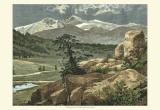 Mountain View I Prints
