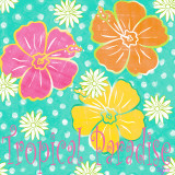 Tropical Paradise Prints by Rebecca Lyon