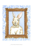 Teacher's Pet - Rabbit Prints by Chariklia Zarris