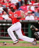 Cincinnati Reds - Brandon Phillips 2011 Action Photo
