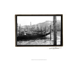 Waterways of Venice IX Premium Giclee Print by Laura Denardo