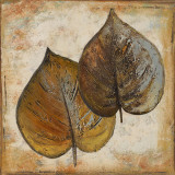 Natural Leaves I Prints by Patricia Quintero-Pinto