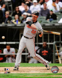 Baltimore Orioles - Matt Wieters 2011 Action Photographie