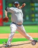 New York Yankees - CC Sabathia 2011 Action Photo