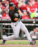 Florida Marlins - Mike Stanton 2011 Action Photo