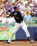 Milwaukee Brewers - Ryan Braun 2011 Action Photo