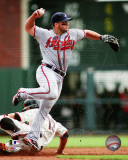 Atlanta Braves - Dan Uggla 2011 Action Photo