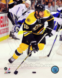 Boston Bruins - Nathan Horton 2010-11 Playoff Action Photo