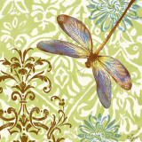 Dragonfly Prints by Rebecca Lyon