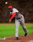 Cincinnati Reds - Aroldis Chapman 2011 Action Photo