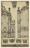 Vintage Gate II Giclee Print
