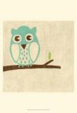 Best Friends - Owl Plakater af Chariklia Zarris
