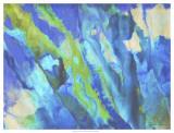 Blue Crush I Kunstdrucke von Jason Higby