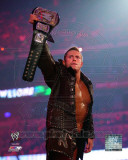 World Wrestling Entertainment - The Miz WrestleMania XXVII Action Photo