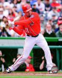 MLB Washington Nationals - Ryan Zimmerman 2011 Action Photo
