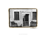 The Doors of Venice VII Premium Giclee Print by Laura Denardo