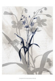 Indigo Bloom III Posters af John Butler