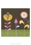 Patchwork Garden III Prints by Erica J. Vess