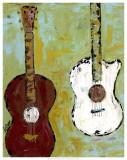 Six Strings I Art by Deann Herbert