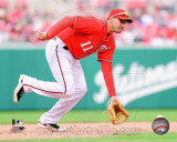 MLB Washington Nationals - Ryan Zimmerman 2011 Action Foto