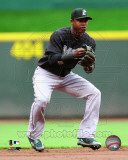 Florida Marlins - Hanley Ramirez 2011 Action Photo