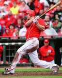 Cincinnati Reds - Scott Rolen 2011 Action Photographie