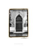 The Doors of Venice V Premium Giclee Print by Laura Denardo