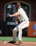 San Francisco Giants - Brian Wilson 2011 Action Photo