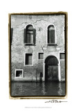 The Doors of Venice VI Art by Laura Denardo