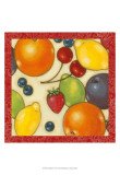 Fruit Medley II Print by Norman Wyatt Jr.