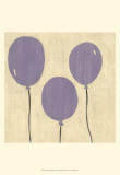 Best Friends - Balloons Prints by Chariklia Zarris
