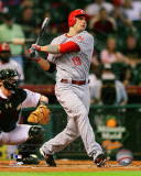Cincinnati Reds - Joey Votto 2011 Action Photo