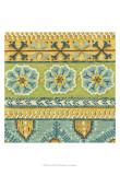 Eastern Textile I Art by Chariklia Zarris